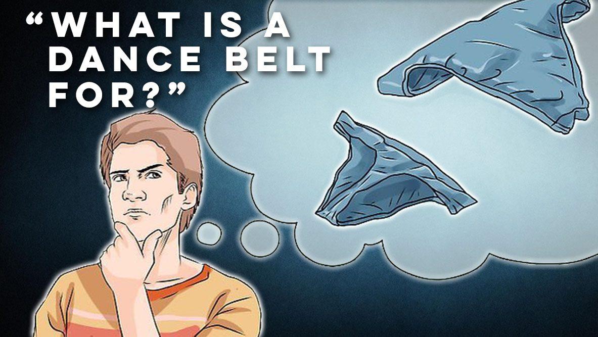 Why Dancers Should Use Dance Belts