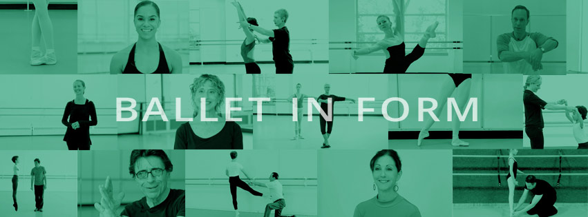 Useful Tools for Dancers - Ballet in Form